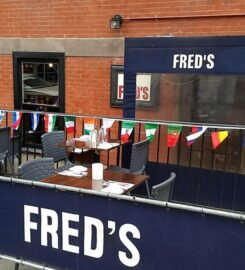 Fred's Upper West Side