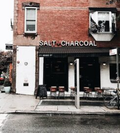 Salt & Charcoal